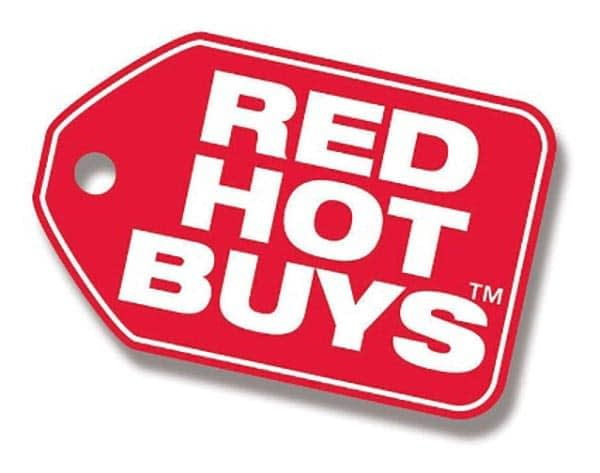 Red Hot Buys Tag