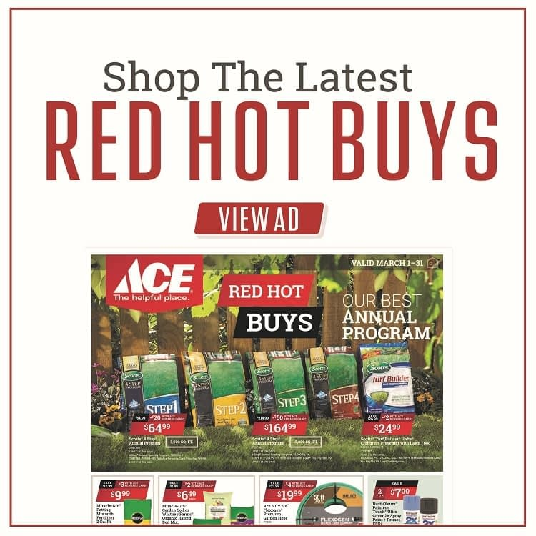 Red Hot Buys
