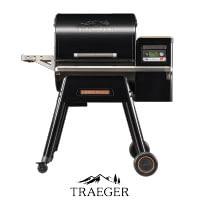 Traeger Timberline Series
