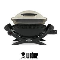 Weber Q - gas