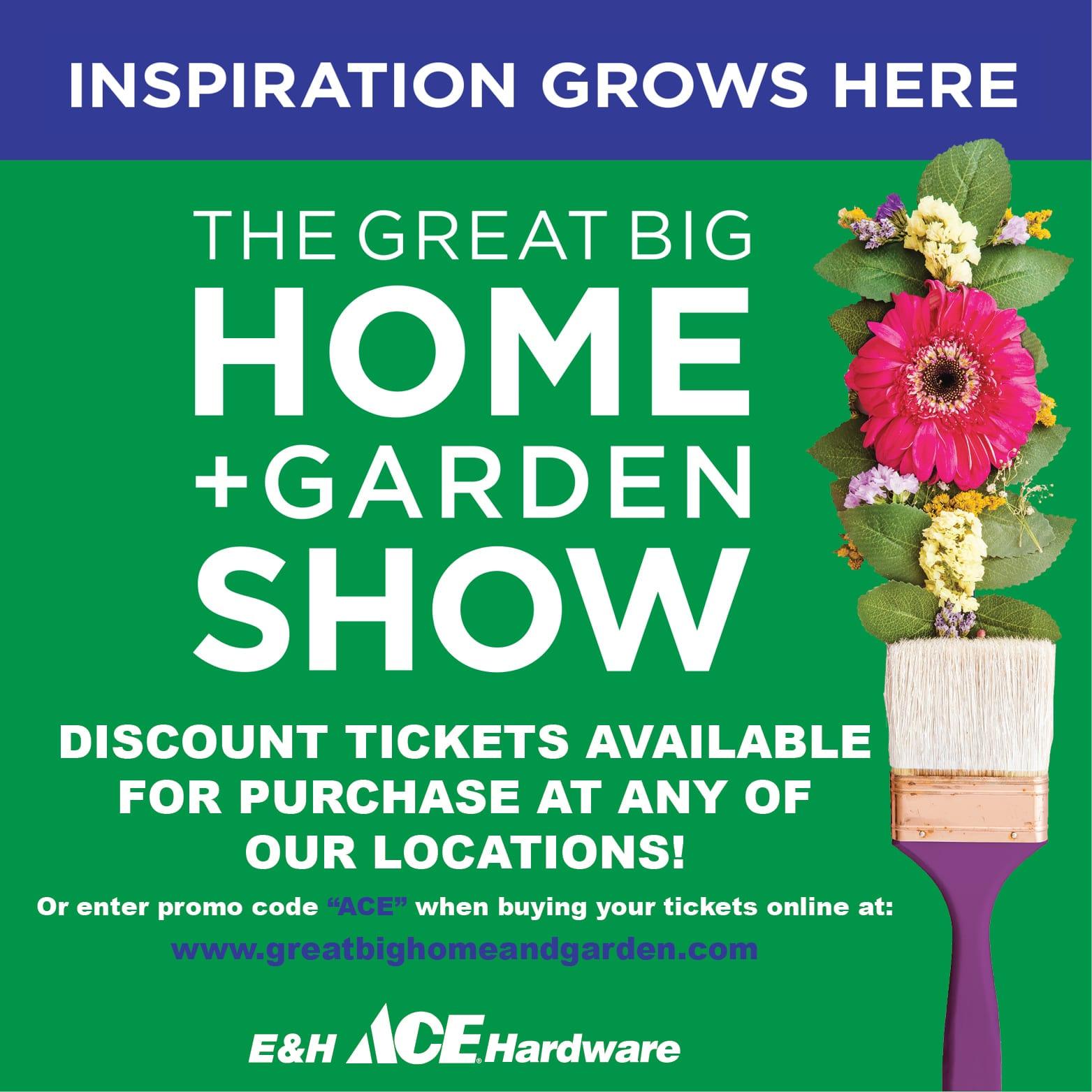 2020 Home + Garden Show